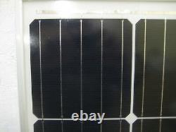 2- 200 Watt 12 Volt Chargeur De Batterie Panneau Solaire Hors Réseau Rv Bateau B-grade Limitée
