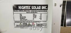 2- 210 Watt 12 Volt Panneau Solaire Hors Grille Rv Bateau 420 Watts Total B Grade