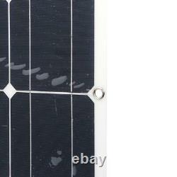 20-240 Watt Classe-un Mono Semi-flexible Panneau Solaire Pour Rv Bateau Camping Xn