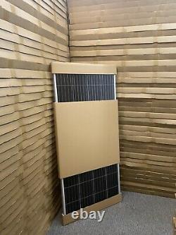 200 Watt 12 Volt Mono Solar Panel 200w 12v Off Grid Rv Charge De Batterie Marine