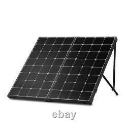 200-watt Eclipse Monocristalline Solaire Valise Sans Contrôleur