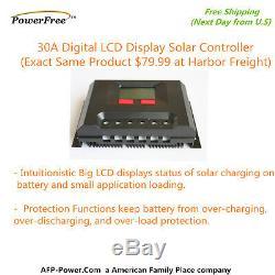 200w 200 Watt 2 100w Panneau Solaire Plug-n-power Espace Flex Kit Pour Batterie 12v