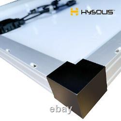 200w Watts Solar Panel 2x100w 12v Pour Chargeur De Batterie De Camping Rv Hors Réseau