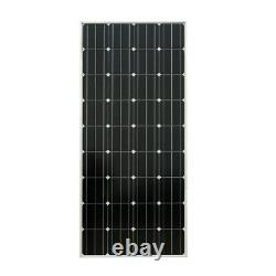 2kw 2400w Watt Off Grid Complete Solar Panel System For Home Rv Shed Marine