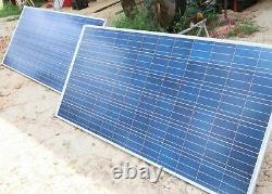 305 Watt Jinko Panneaux Solaires 36.8v 8.30 Amps 77 X 39 Expédition Non Inclus