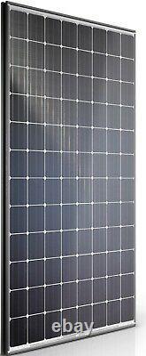 330 Watt Tesla Panneaux Solaires Par Solarcity- Palette De 25- Sc330- Puissance Totale 8.25kw