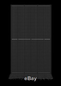 330w X15 (4950 Watts) Des Panneaux Solaires (15 = 1 / 2pallet) Mono, Perc, Tout Noir