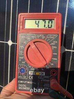 355 Watt Ja Solar Jam6(k)-72-355/pr Panneaux Solaires Ramassez Seulement Ca