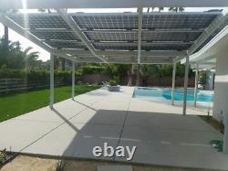 380 Watt Ja Solar Panel Jam72d09-380/bp Bifacial- Palette De 34 Puissance 12.9 Kw