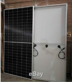 400w X26 (10400 Watts) Des Panneaux Solaires (26 = 1pallet) Mono, Perc, Blanc
