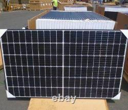 400w X27 (10800 Watts) Panneaux Solaires (27=1pallet) Mono, Perc, Blanc
