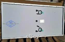 6 X 400 Watts Jinko Mono Panneaux Solaires Nouveaux Gros! Niveau 1 Grade A 2.4kw