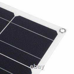 800with400w Watt Flexible Camping Car Solar Panel Kit 18v Power Rv Chargeur De Batterie