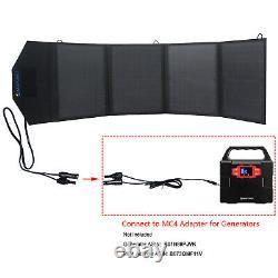 Acopower Hy-4x12.5w 12v 50 Watt Kit Pliable Panneau Solaire Avec Contrôleur De Charge 5a