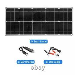 Chargeur De Batterie Portable De 300 Watts 12v 18v