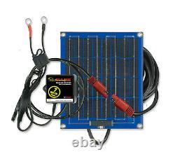 Chargeur De Batterie Solaire Solarpulse De 7 Watts Et Chargeur
