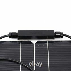 Chargeur Portable Monocristallin Solaire De 1000w Watt 18v Rv Batterie De Voiture De Bateau