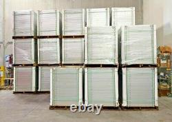 Conteneur Avec (600 Panneaux) De Panneaux Solaires Rec 315 Watts (0,31 $ Le Watt)