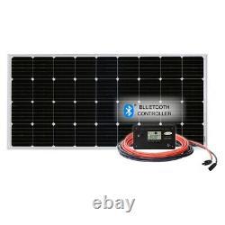 Dealer Autorisé Go Power Overlander 190 Watt / 9.3 Amp Solar Kit Avec Bluetooth