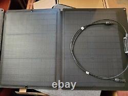 Ecoflow Efsolar110n Panneau Solaire Pliant Étanche Nouveau 110watts Livraison Gratuite