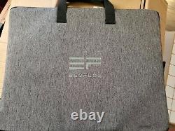 Ecoflow Efsolar110n Panneau Solaire Pliant Étanche Nouveaux 110watts