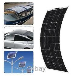Générateur D'énergie Solaire Portable +600 Watts Panneaux Solaires Sauvegarde En Cas De Catastrophe D'urgence
