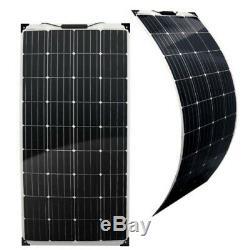 Générateur Solaire Portable 1000w Lithium 150 Watt Panneau De Pure Sine 110v 2400w Pic
