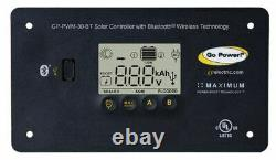 Go Power 100 Watt Retreat Kit Solaire