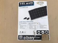 Go Power Cti-145 Solar Panel Expansion Kit Solar Rv 145 Watts. Gp-rv-145