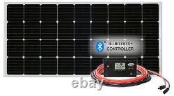 Go Power Overlander 190 Watt 9.3 Amp Kit De Charge Solaire