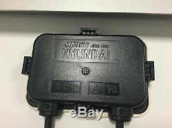 Hyundai 340 Watts Panneau Solaire Monocristallin His-s340ti 38v 72 Cellule