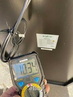 Kosta 200w 200 Watts Panneau Solaire 12 Volts De La Batterie Monocristallin Chargeur Marine