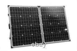 Lion Energy Solar Panel 100 Watt Portable Poignée De Transport Facile Et Pliable
