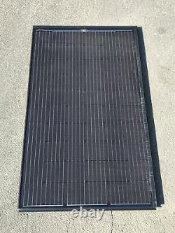 Lot De 10 285 Watt Solarworld Sunmodule Plus Sw 285 Mono Black Solar Panels