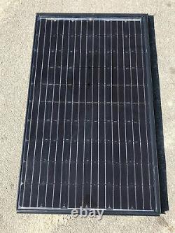 Lot De 17 250 Watt Solarworld Sunmodule Protéger Sw 250 Mono Black Solar Panels