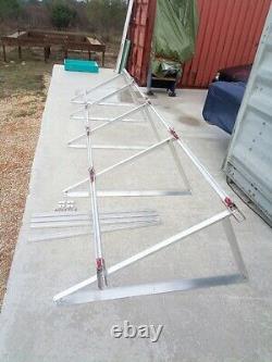 Mastervolt Soladin Web1000 Grille Tie Système De 4 Panneaux Solaires Avec Des Câbles 1140watt