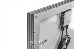 Mighty Max 2 Pack 100 Watt 12 Volt Panneau Solaire Hors Réseau Monocristallin