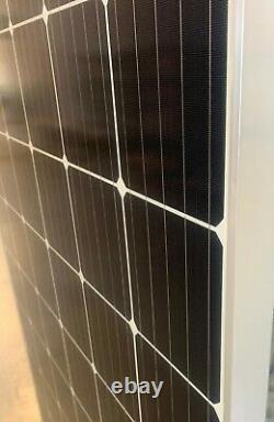 Mission Solaire 375w Mono 72 Cell Grade B Solar Panel 375 Watts Ul Certifié