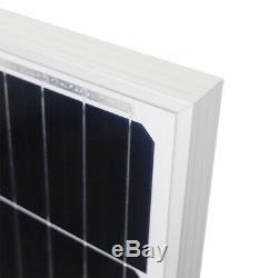 Newpowa 200w Watt 24v Panneau Solaire Monocristallin Conçu Pour Le Système De Charge 24v