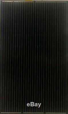 Nouveau 60 Intercellulaire Panneaux Solaires 300w Mono 300 Watts Fabriqué Aux Etats-unis