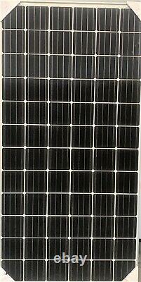 Nouveau Hansol 355w Mono 72 Cell Solar Panel 355 Watts Ul Certifié