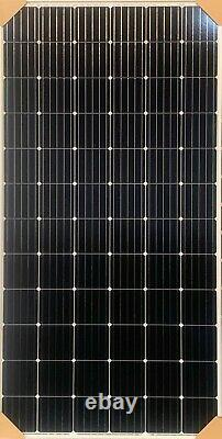 Nouveau Panneau Solaire Mono 72 Cellules Renesola 370 Watts Ul Certifié