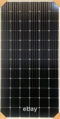 Nouveau Seraphim 370w Mono 72 Cell Solar Panel 370 Watts Ul Certifié