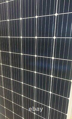Nouvelle Catégorie B Prisme Solaire 375w Mono 72 Cellule Panneau Solaire 375 Watts Certifié Ul