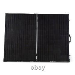 Objectif Zero Boulder 200 Mallette, 200 Watt Foldable Monocrystalline Solar Panel
