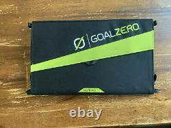 Objectif Zero Nomad 20 (20 Watts) Panneau Solaire