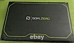 Objectif Zero Nomad 28 Plus Panneau Solaire Pliable De 28 Watts Pour La Charge Usb Et 8mm