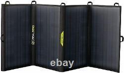 Objectif Zero Nomad 50-watt Chargeur De Panneau Solaire Monocristallin Pliable Avec Usb