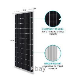 Open Box Renogy 100w Watt 12v Volt Mono-cristallin Solar Panel 100w Pv Power