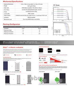 Pallet De Panneau Séraphim-seg-425-bma-hv-solar-total-11475watt